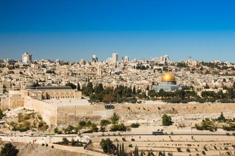 Circuito en Bus Israel y Jordania