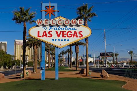 Las Vegas, Los Ángeles y San Francisco