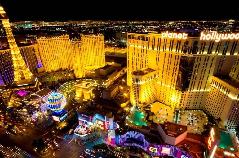 Circuito Bus Las Vegas y Parques Nacionales de 5 días.