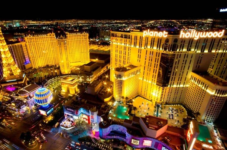 Los Ángeles y Las Vegas con Gran Cañón