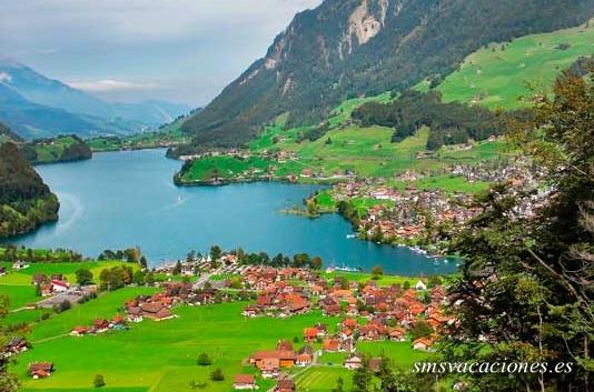 Circuito Italia y Paisajes de Suiza
