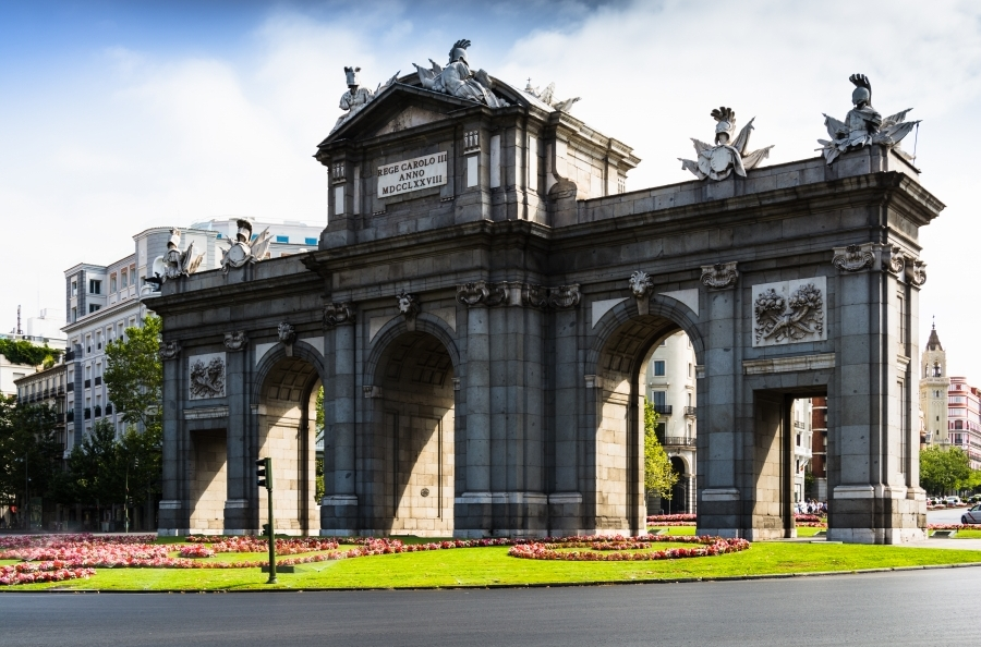 Circuito España, Tesoros de Provenza y Borgoña de 11 días.