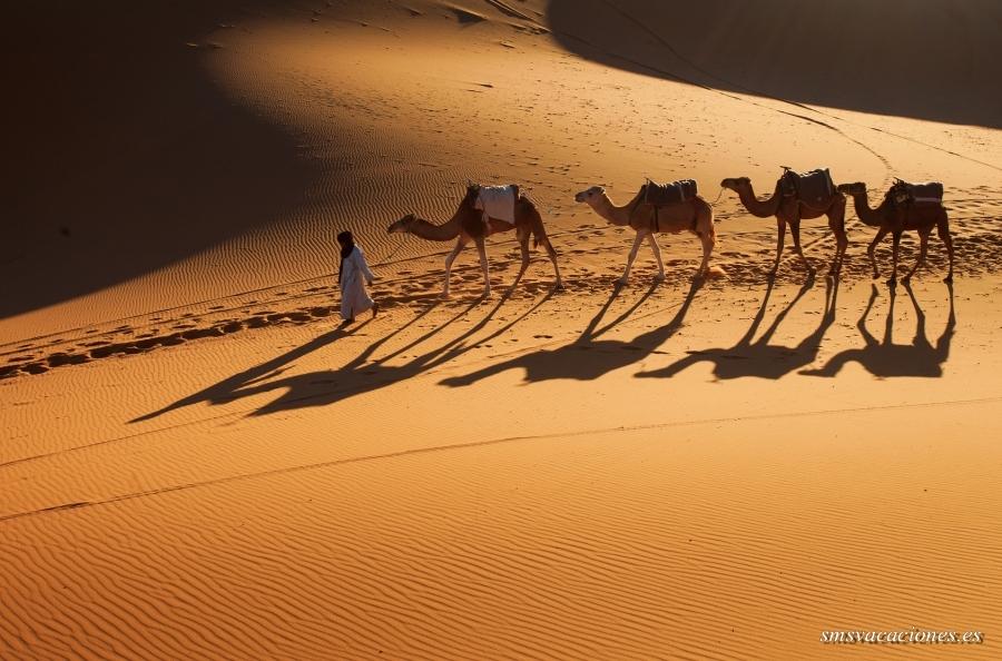 Marruecos Imperial y el Gran Desierto