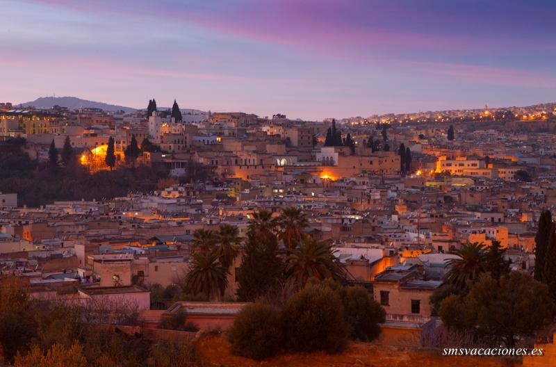Circuito Andalucia y Marruecos con Madrid