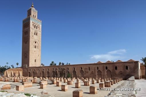 Circuito en Bus lo mejor de España y Marruecos