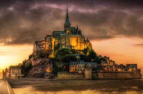 Circuito Londres, Mont Saint Michel y París Turista