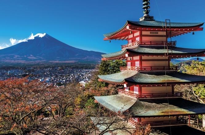 Extensión Tokio y Monte Fuji de 3 días.