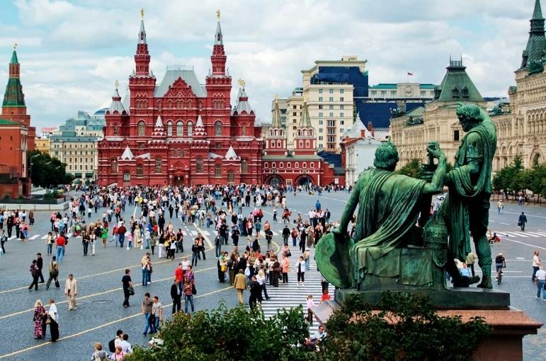Circuito en bus Rusia y Europa del Este Avión Fin Praga