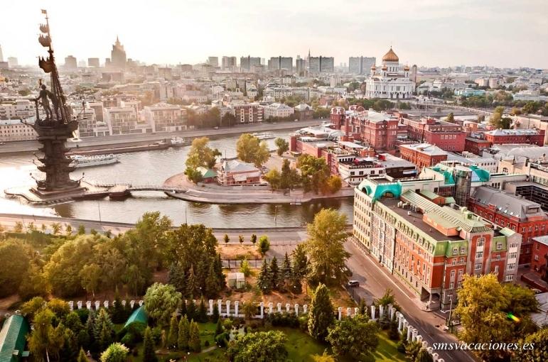 Circuito Rusia, Bálticos y Capitales del Este Fin Praga