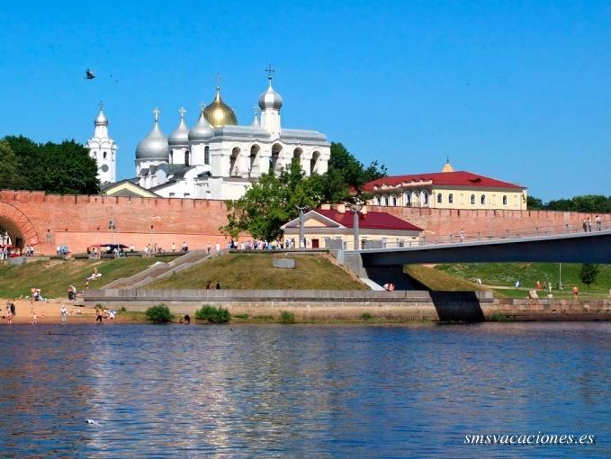 Rusia y Escandinavia Fin Estocolmo