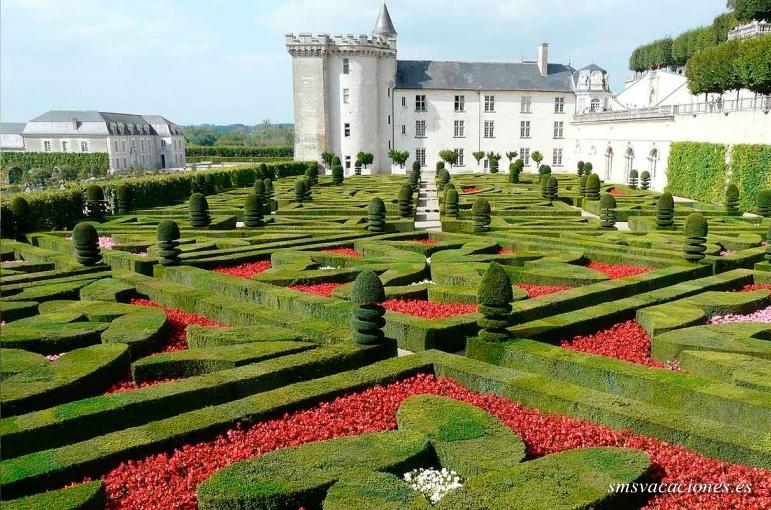 Circuito Paris, Londres y Castillos del Loira