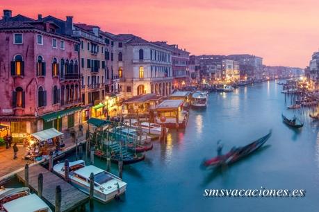 Miniescapada Venecia