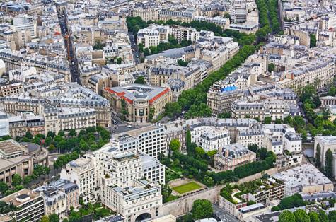 Circuito París, Londres y Bretaña