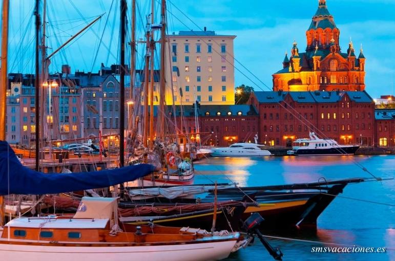 Circuito Capitales Balticas Inicio Estocolmo