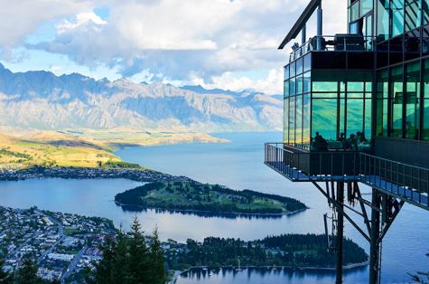 Circuito Nueva Zelanda Mágica