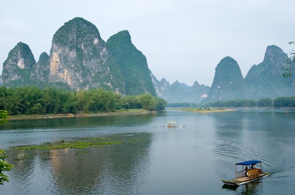 Triángulo Dorado y sur de China fin Hong Kong de 19 días.