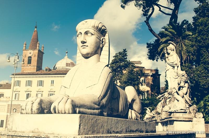 Circuito Corcega y Cerdeña con Roma