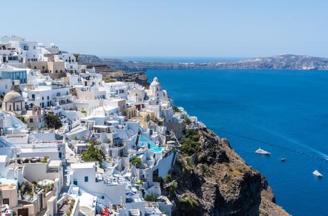 Circuito Atenas e Islas Griegas