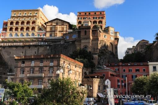 Miniescapada Sorrento, Capri y Pompeya