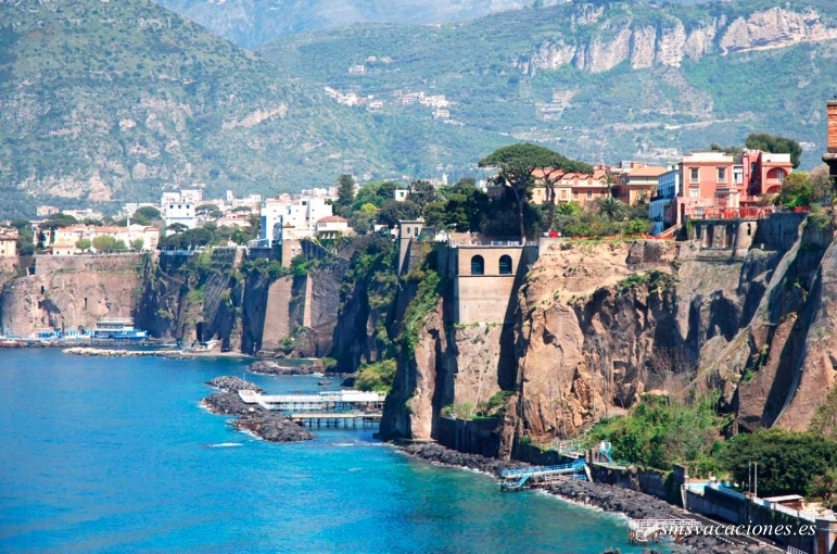 Circuito Sicilia, Sur de Italia con Roma