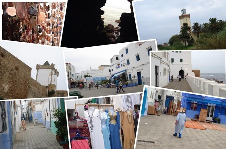 Circuito Bus Norte de Marruecos, Puente Constitución (II)