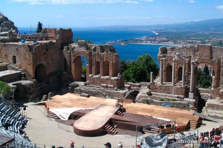 Circuito  Roma, Grecia, Sicilia inicio Atenas