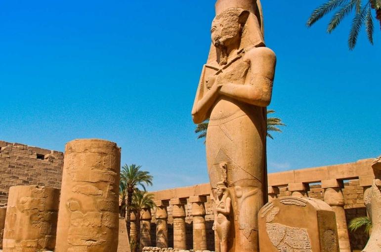 Egipto como un sueño de 8 días.