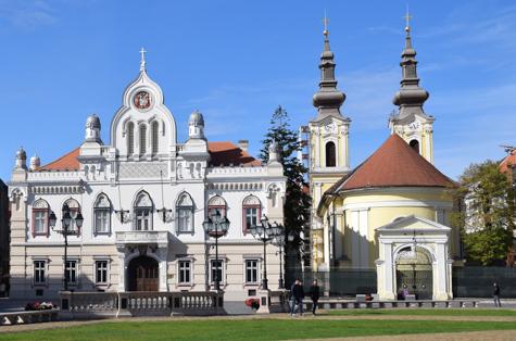Circuito de Bucarest a Belgrado