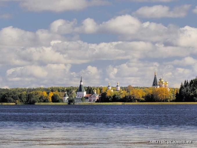 Rusia y Escandinavia Fin Berlin