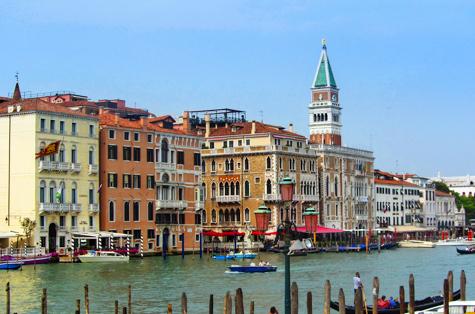 Circuito Venecia, Emilia Romana y Florencia