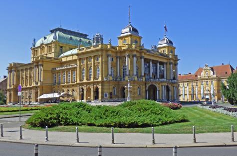 Circuito de Atenas a Zagreb